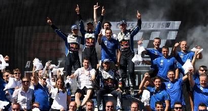 Audi e Volkswagen salutano Wec e Wrc vincendo