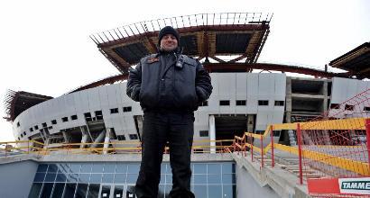 Russia 2018: schiavi nord-coreani per costruire stadi
