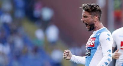 """Napoli, Mertens: """"Voglio ripetermi"""""""