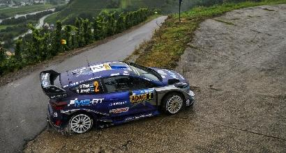 Rally, Tanak vince in Germania