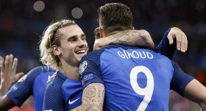 Francia e Portogallo a Russia 2018