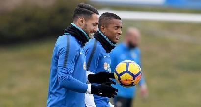 Coppa Italia, Inter: con il Pordenone spazio a Karamoh, Cancelo e Dalbert