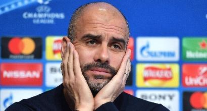 """Guardiola:""""Il mio City non è ancora al livello del Barcellona"""""""