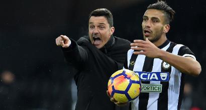 """Udinese, Oddo: """"Napoli? Meglio pensare alla gara col Crotone"""""""