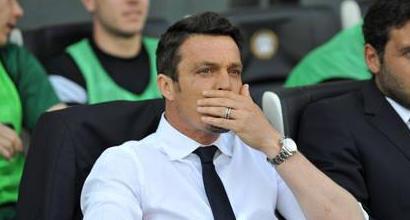 """Udinese, Tudor sostituisce Oddo: """"Rimbocchiamoci le maniche"""""""