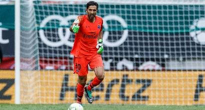 International Champions Cup 2018: Arsenal-Psg 5-1, Buffon incassa altri 3 gol