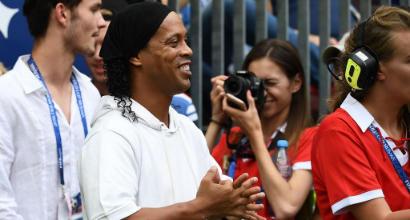Ronaldinho: passaporto sospeso ma tre continenti visitati