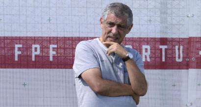"""Portogallo, Santos apre a CR7 e avverte: """"A marzo vedremo. Italia? Cresciuta tanto, vogliamo arginarli"""""""