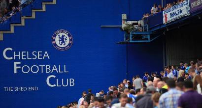 Uefa, procedimento contro il Chelsea per cori antisemiti