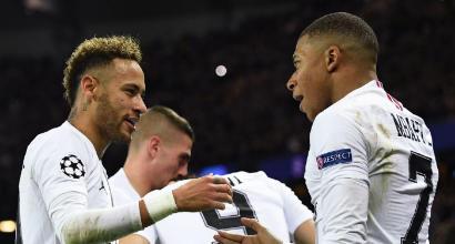 Neymar e Mbappé (Getty Images)