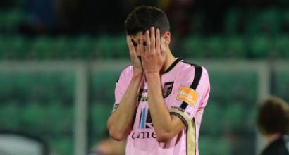 Sentenza Figc: Palermo retrocesso in Serie C