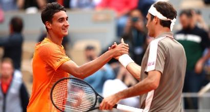 Tennis, Roland Garros: tre italiani eliminati, sorride solo Berrettini