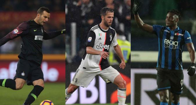Serie A, la top 11 del 2018/19