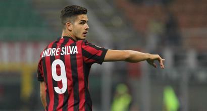 Milan, salgono le quotazioni di André Silva