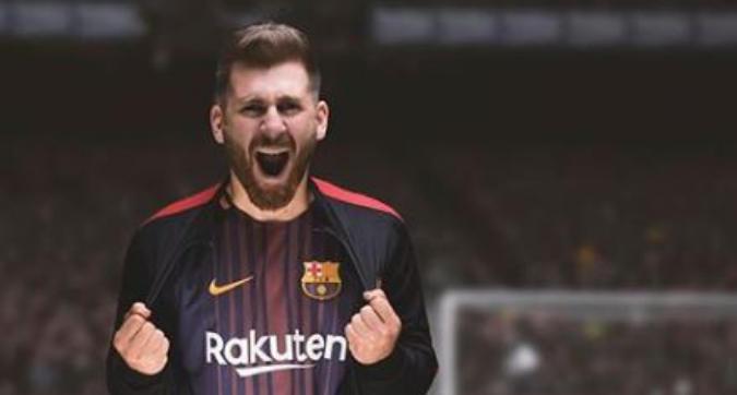 Il finto Messi nei guai: denunciato per aver fatto sesso con 23 ragazze