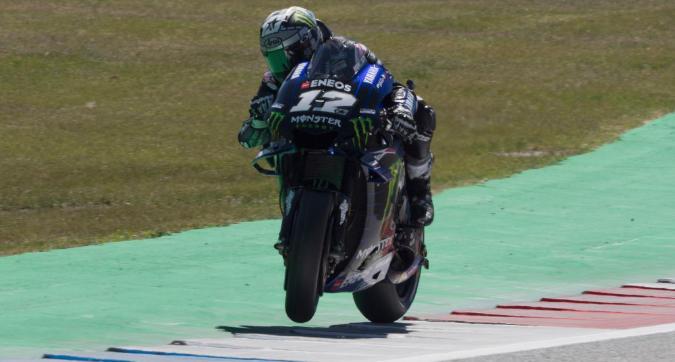MotoGP, ad Assen trionfa Vinales