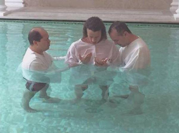 David Luiz, battesimo e voto di castità