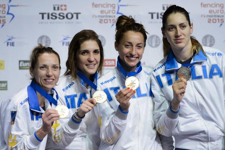 Europei, Dream Team d'oro