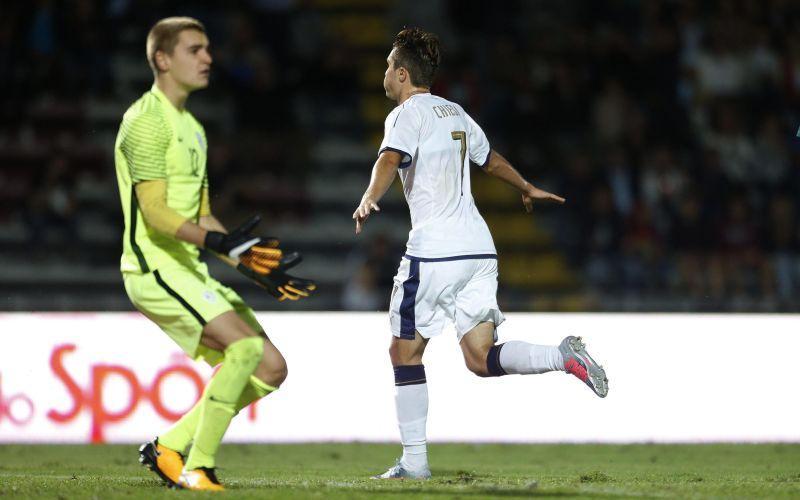 Under 21: Italia-Slovenia 4-1, le foto del match