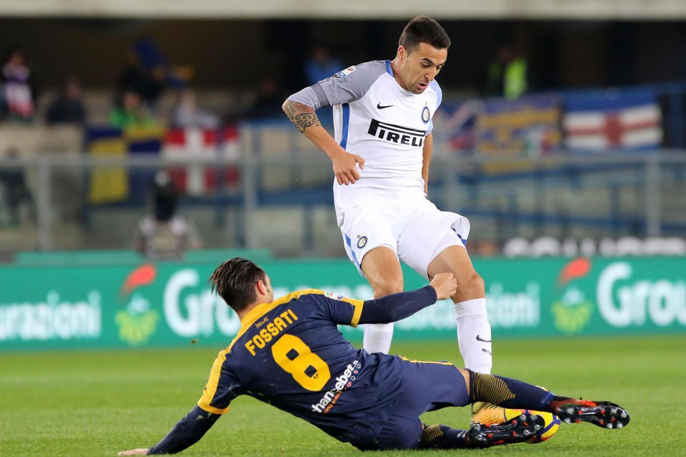 Serie A, Verona-Inter 1-2: decidono B. Valero e Perisic
