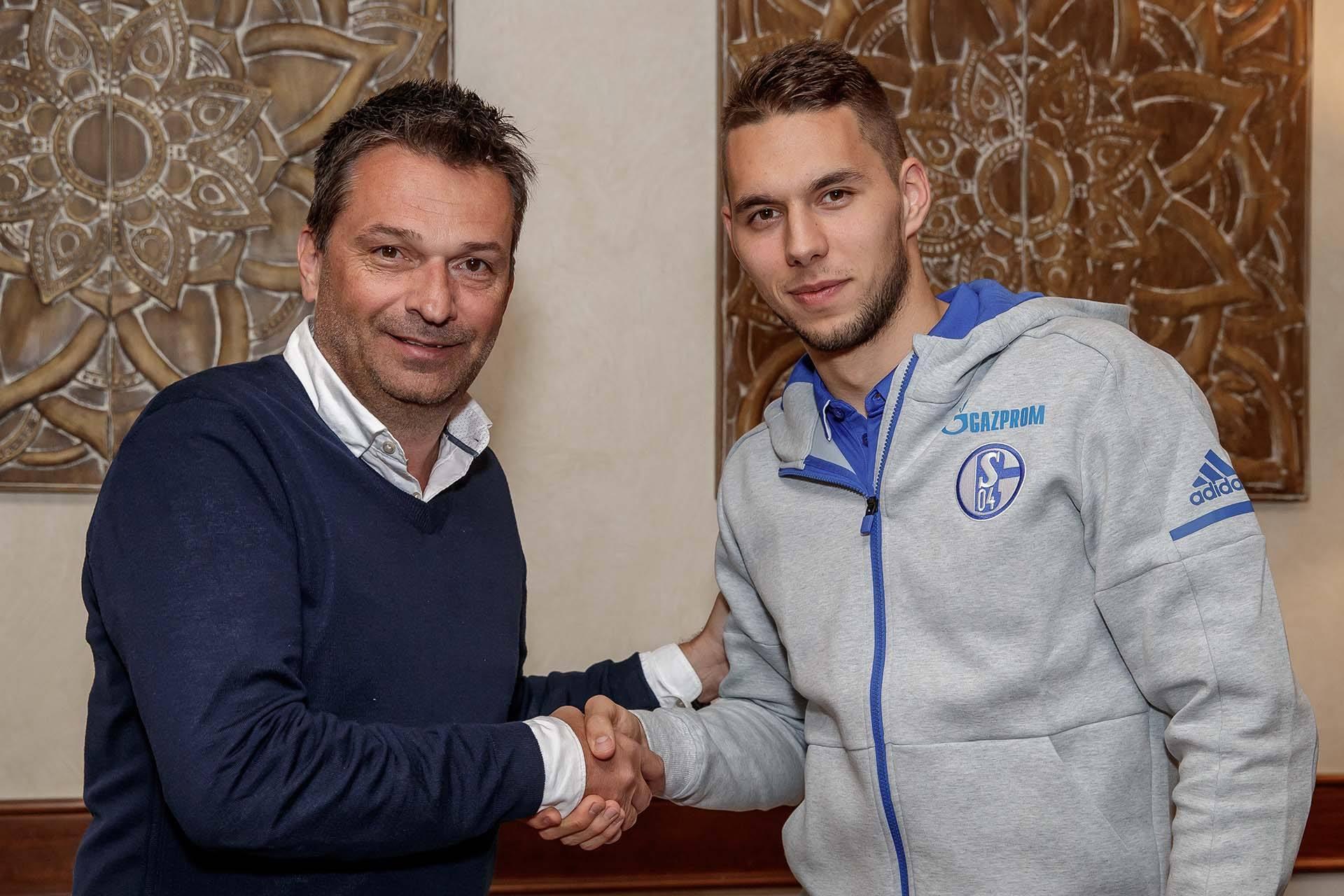 Juve, Pjaca ceduto in prestito allo Schalke