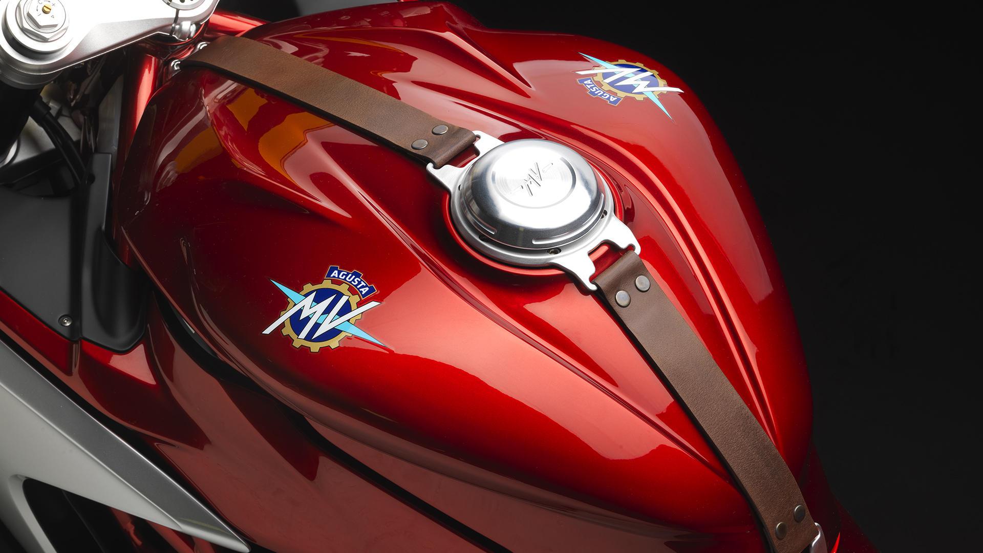 MV Agusta, il primo sguardo alla Superveloce 800