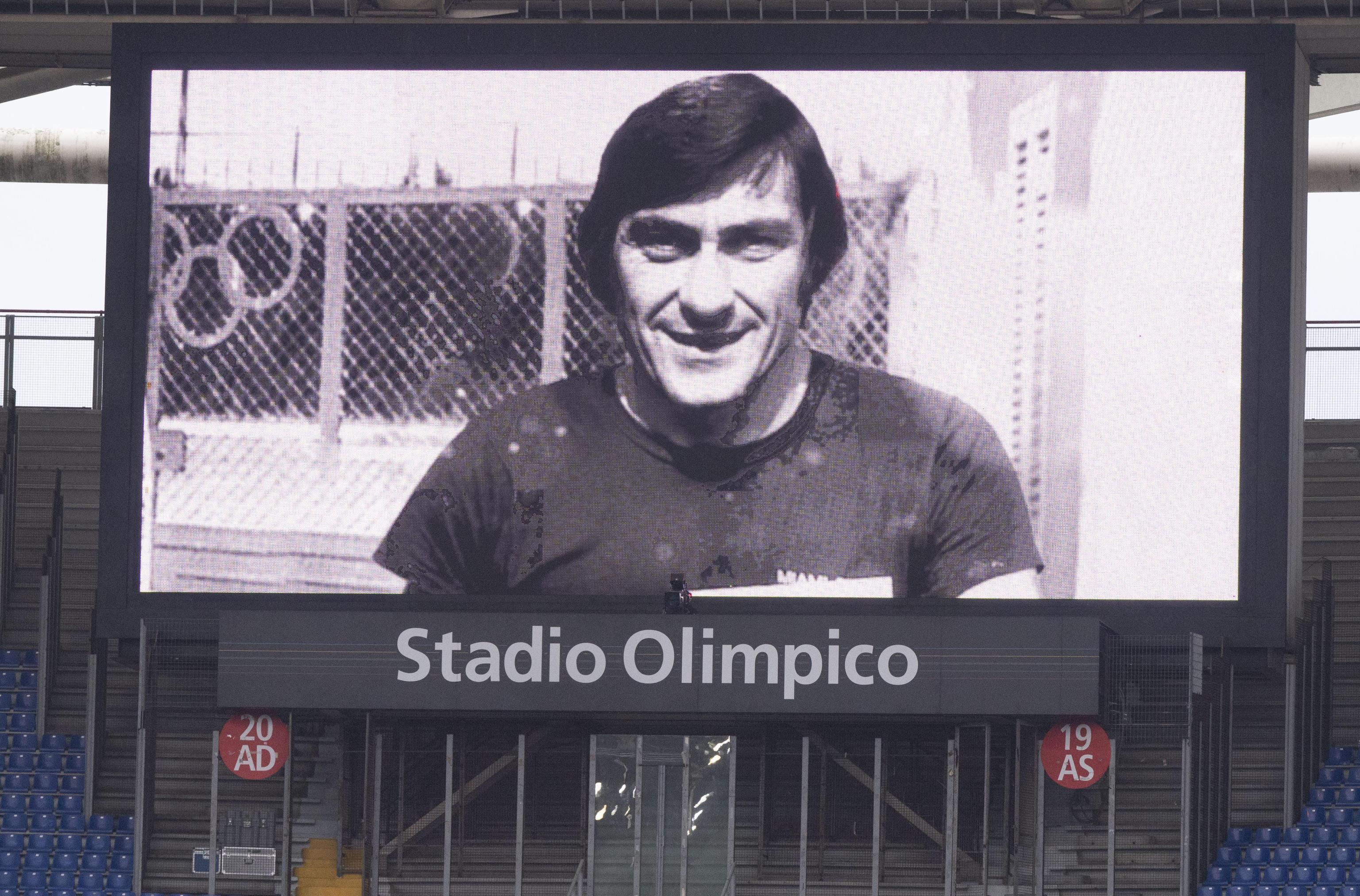 Felice Pulici (16 dicembre 2018)  - E' stato un calciatore, allenatore e dirigente sportivo italiano. Di ruolo portiere
