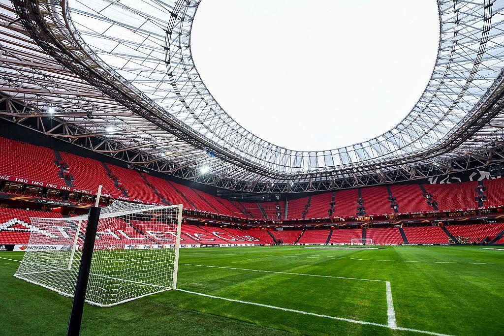 Bilbao (Spagna): Stadio San Mamés