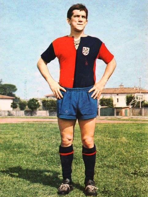 Roberto Boninsegna, Cagliari: spinta all'arbitro Bernardis, 9 giornate di squalifica (1968)