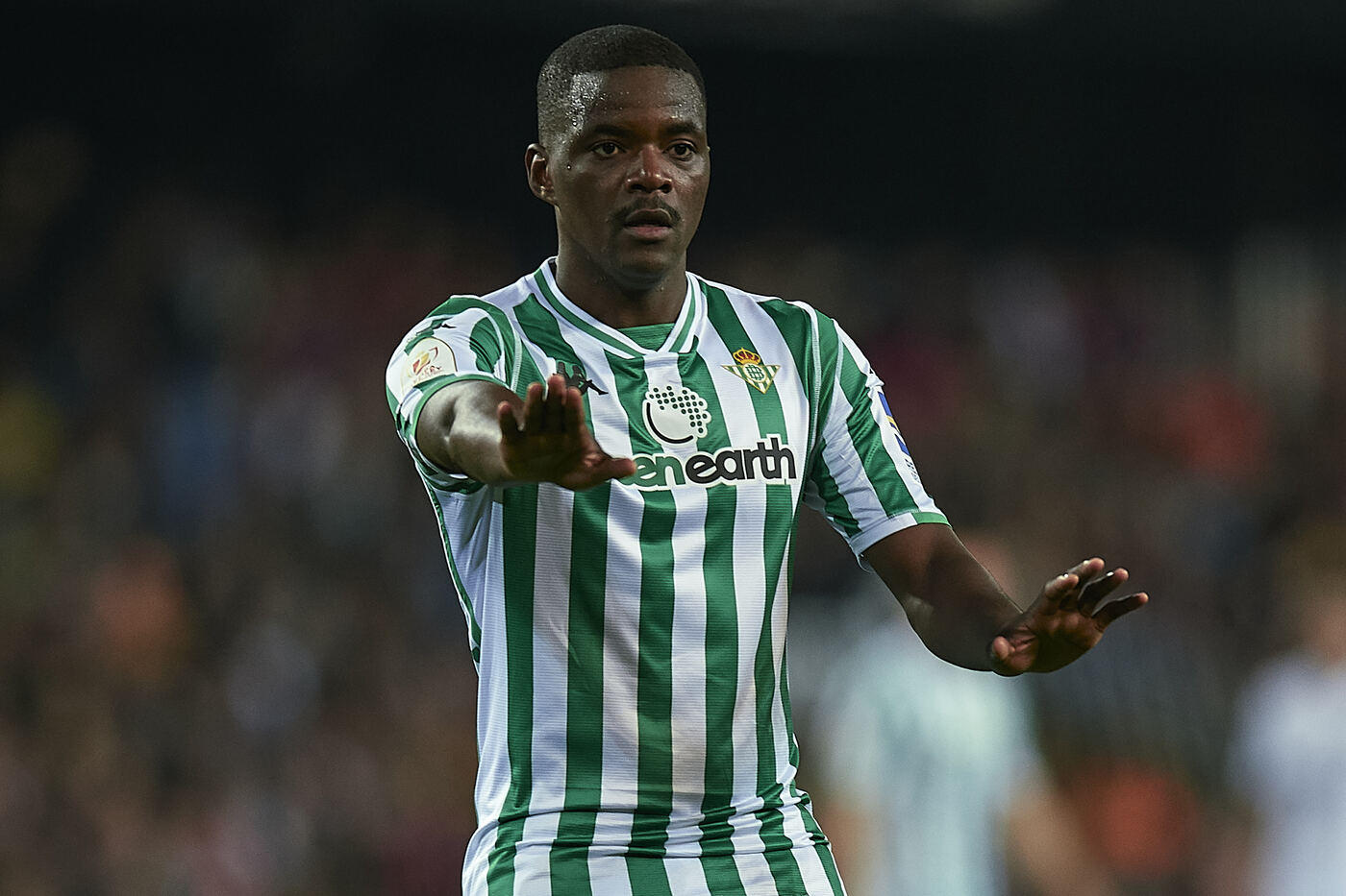 William Carvalho ha una grande somiglianza con un ex juventino...