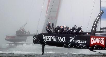 Team New Zealand, foto Reuters