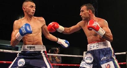 Boxe: Marsili campione europeo dei leggeri
