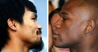 Boxe: Mayweather-Pacquiao, la sfida del secolo