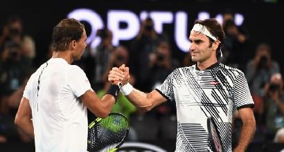 "Australian Open, Nadal: ""Federer ha meritato più di me"""