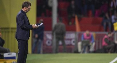 Roma-Udinese, i dubbi di formazione di Di Francesco