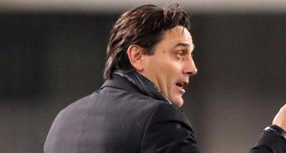 Milan, Romagnoli scherza con Bonucci: