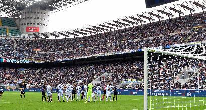 """Inter-Milan alla sfida per """"possedere"""" San Siro"""