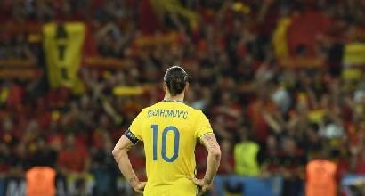 Ibrahimovic esalta la Svezia, il ct smentisce l'ipotesi di un suo ritorno