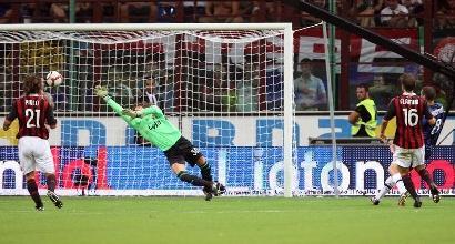 Milan, out Donnarumma: gioca Storari. In mezzo al campo c'è Biglia