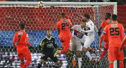 Coppa di Francia, il Caen vola in semifinale: Lione ko a sorpresa