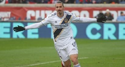 Zlatan Ibrahimovic annuncia: