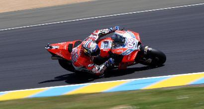 MotoGP Francia, Dovizioso: