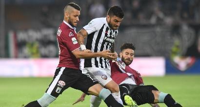 Serie B: Ascoli salvo, Entella in Serie C