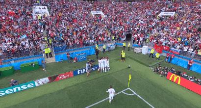 Mondiali 2018, la scaramanzia del Portogallo: il compagno che non festeggia il suo gol