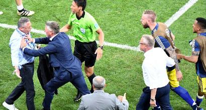 Germania, Auf Wiedersehen ai Mondiali
