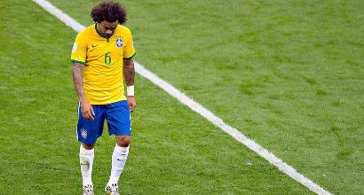 8 luglio 2014, Brasile-Germania 1-7 - La tragedia del Mineirazo lascia i tedeschi increduli: