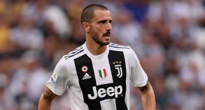 Champions, Juventus-Young Boys: Bonucci mette in palio i biglietti