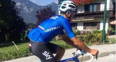 Mondiale Innsbruck: Nibali e Moscon speranze azzurre