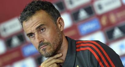 """Spagna, Luis Enrique: """"Sconfitta pesante, ma dobbiamo accettarla"""""""