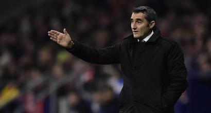 """Champions, Valverde tranquillizza l'Inter: """"Col Tottenham per vincere"""""""